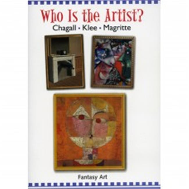 American Educational CP1970 Who is the Artist-Fantasy Art