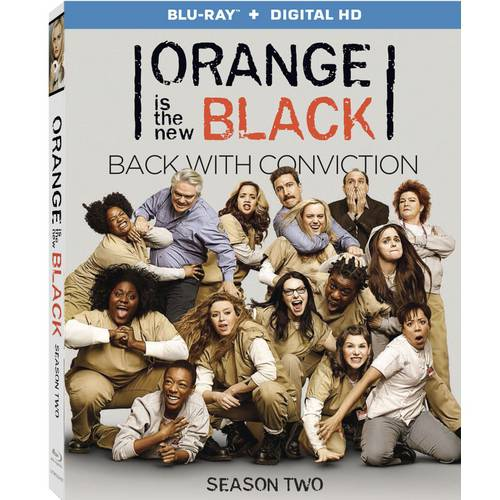 Orange Is The New Black: Season Two (Blu-ray + Digital HD) (Widescreen)
