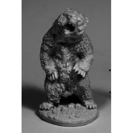 Reaper Miniatures Dire Bear #77494 Bones RPG D&D Mini Figure](Mr Bones Halloween Figure)