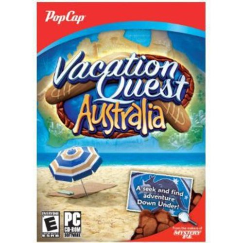 Vacation Quest: Australia (PC/ Mac)