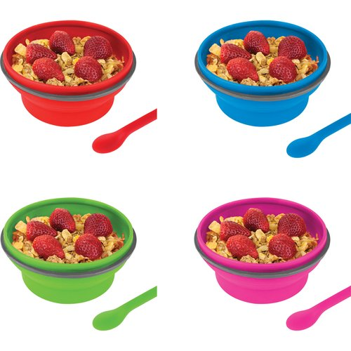 Best Brands Collapsible Silicone Bowl