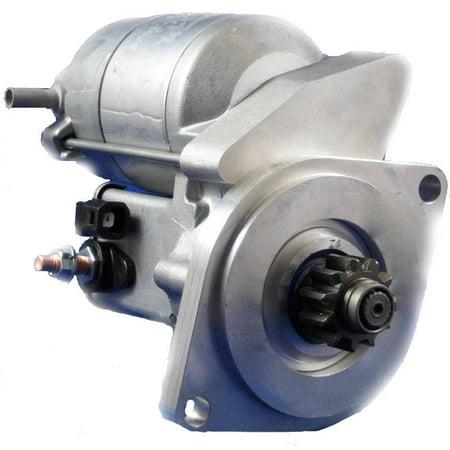 STARTER MOTOR FITS YANMAR S114-230 S114-230A 124070-77010 S114-219 524160-77020D