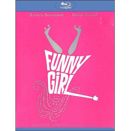 Funny Girl (Blu-ray) (Anamorphic Widescreen)