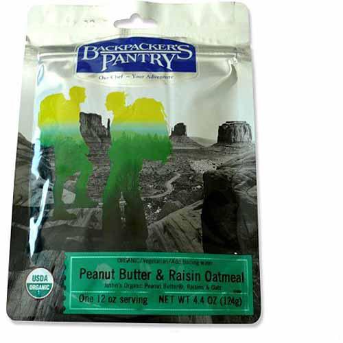 Backpacker's Pantry Peanut Butter Raisin Oatmeal by Backpacker's Pantry