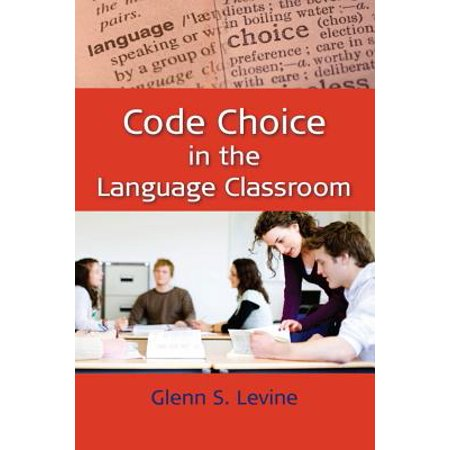 Code Choice in the Language Classroom - eBook](Classroom Direct Promo Code)