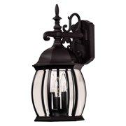 Savoy House Exterior 07071-BLK Outdoor Wall Lantern