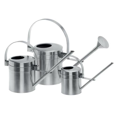 Stainless Steel Aguo Watering Can by Blomus - SKS USA Corp.