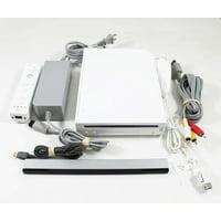 Nintendo Wii Console, White
