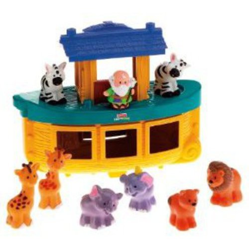 Fisher Price Little People Noah's Ark Play Set by Fisher-Price