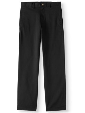 Wonder Nation Boys 4-18 School Uniform Twill Chino Pants
