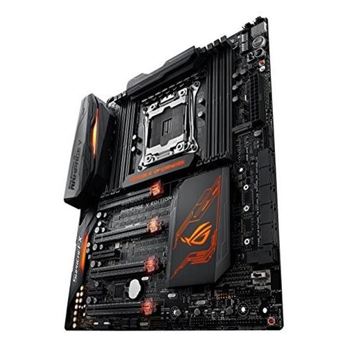 Asus Rampage V Edition 10 Motherboard - RAMPAGE V EDITION 10