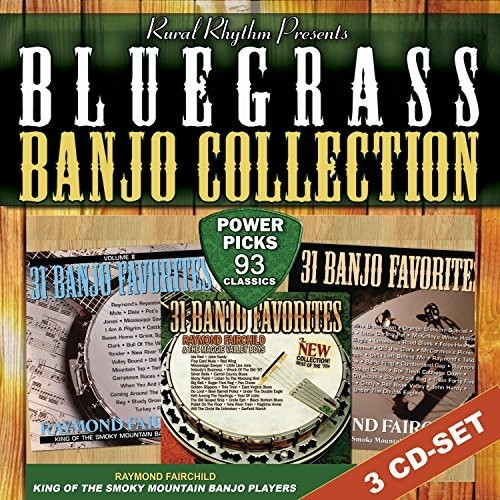 Bluegrass Banjo Collection by