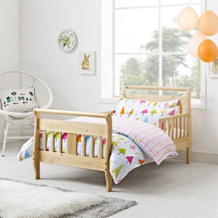 pretty nice 4bddd a2c01 Baby Relax Sleigh Toddler Bed, Multiple Finishes, With Bed ...