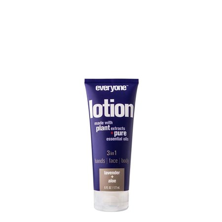 Everyone 3-in-1 Lotion Tube Lavender & Aloe 6oz.