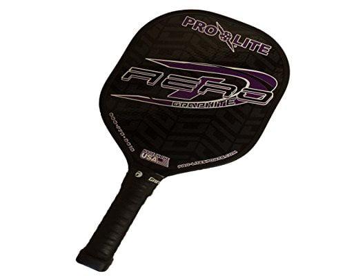 Pro Lite Aero-D Graphite Pickleball Paddles (Purple)