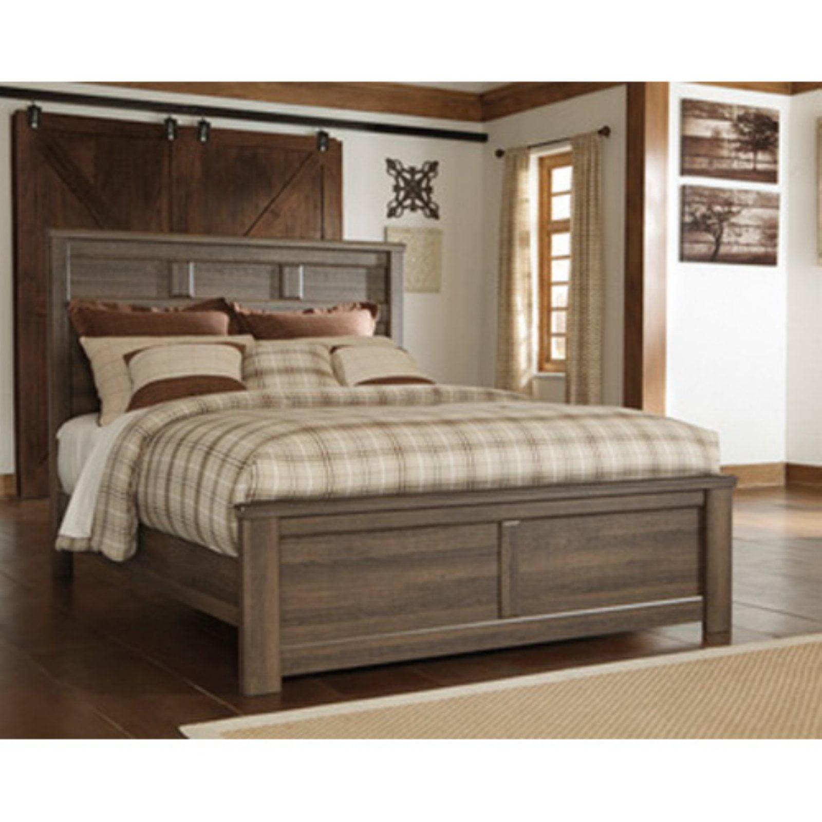 Signature Design by Ashley Juararo Panel Bed