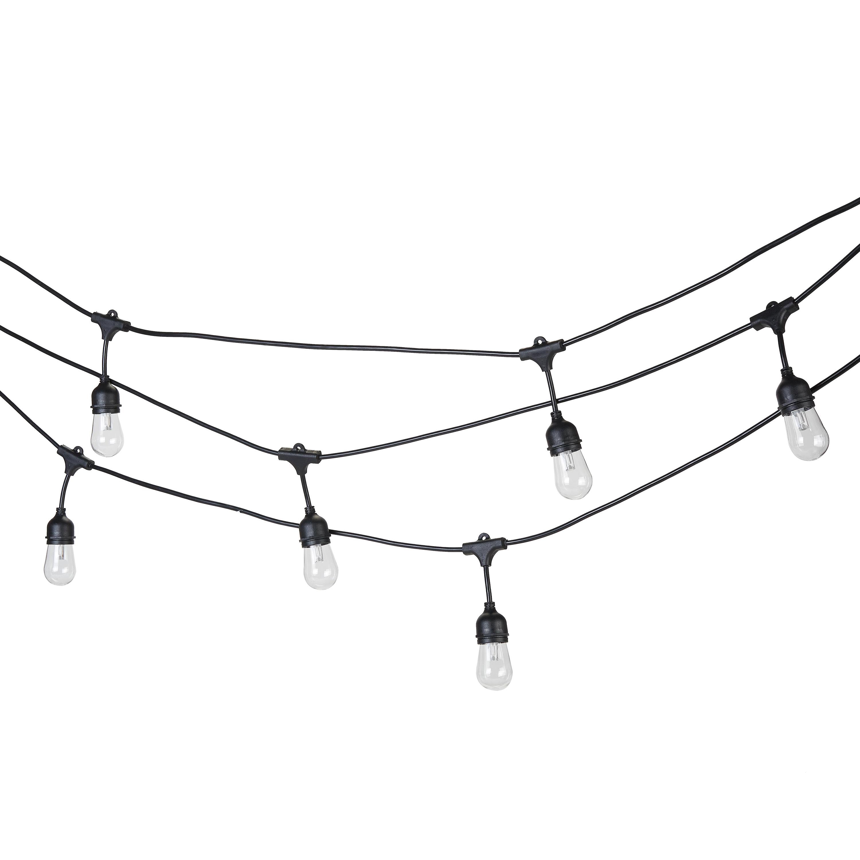 Better Homes & Gardens 12-Count Color-Changing LED String Lights