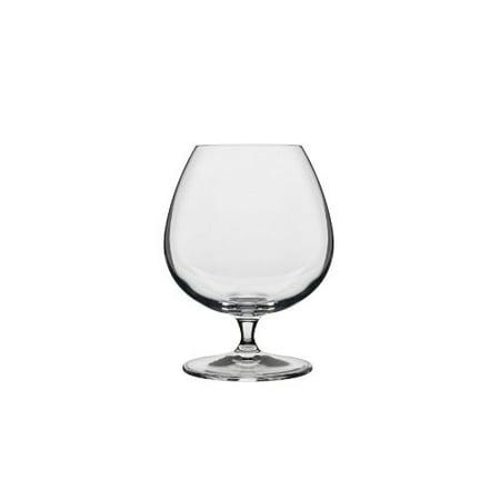 Luigi Bormioli Crescendo Cognac 15.75oz - Set of 4