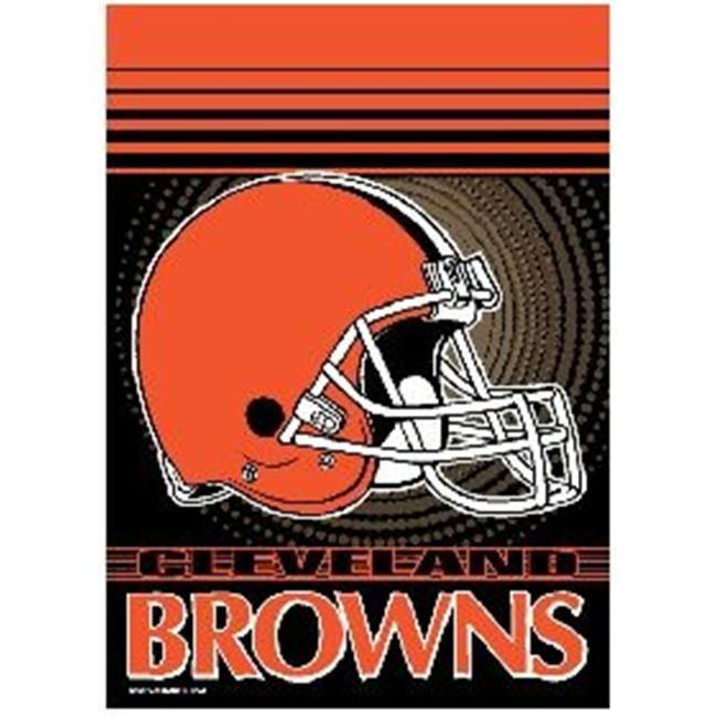 Cleveland Browns 11''x15'' Garden Flag