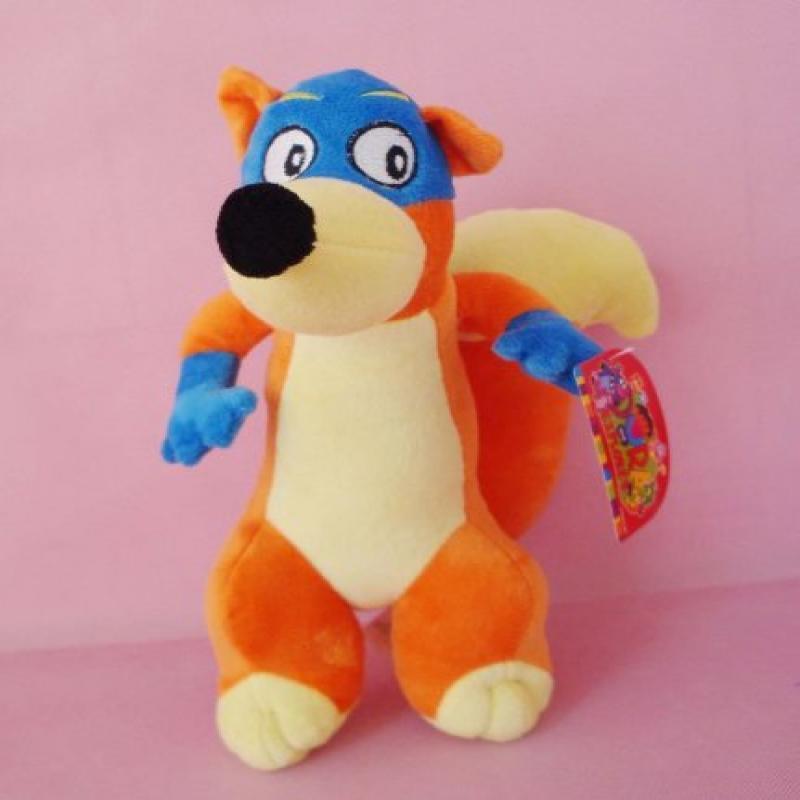 "Dora the Explorer 8"" Anime Animal Stuffed Plush Toys Swiper Fox by"
