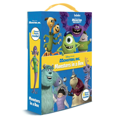 Monsters Inc In A Box
