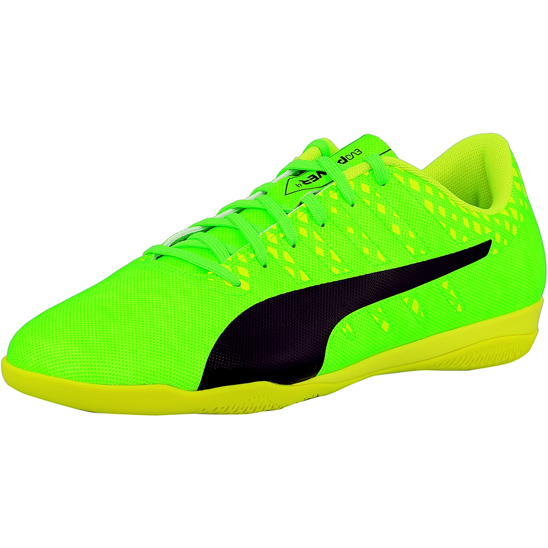 Puma Men's Evopower Vigor 4 It Green / Black Yellow Ankle...