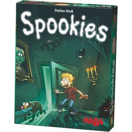 HABA Spookies Board Game - Halloween Spooky Sounds Story Game