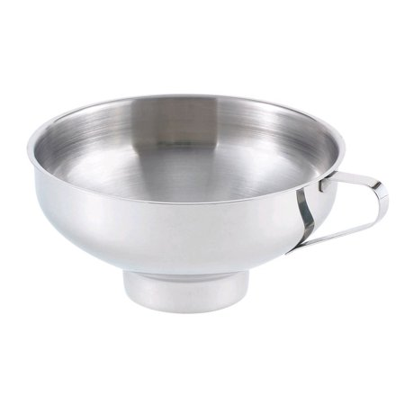 HIC 41194 Stainless Steel Canning Funnel, 2-1/4