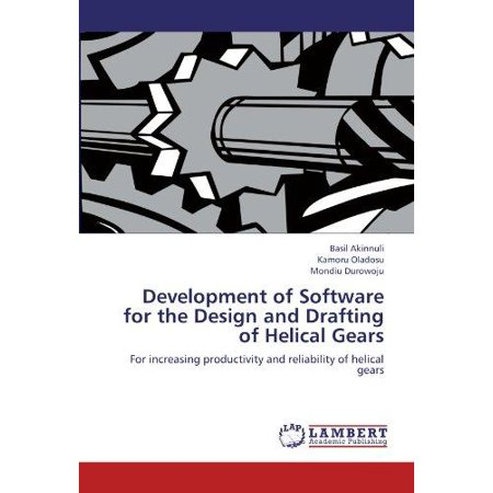 Development Of Software For The Design And Drafting Of Helical Gears