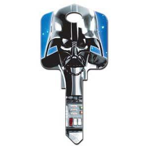 Kwikset  STAR WARS - Darth Vader Key Blank