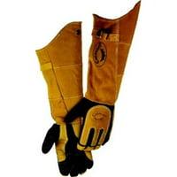 Caiman 607-1868-S Caiman Revolution Welding Gloves For Multi-Task-Tig Welding