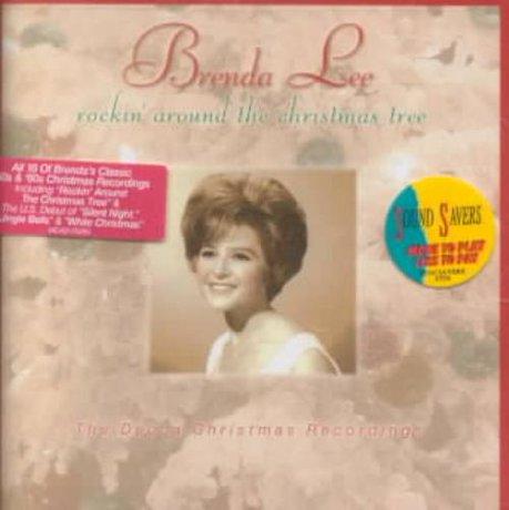 brenda lee rockin around the christmas tree cd - Brenda Lee Rockin Around The Christmas Tree