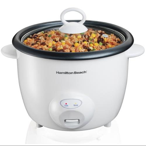 Hamilton Beach 20 Cup Rice Cooker | Model# 37532