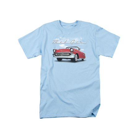 Chevrolet Automobiles Chevy Bel Air Classic Car Adult T-Shirt Tee