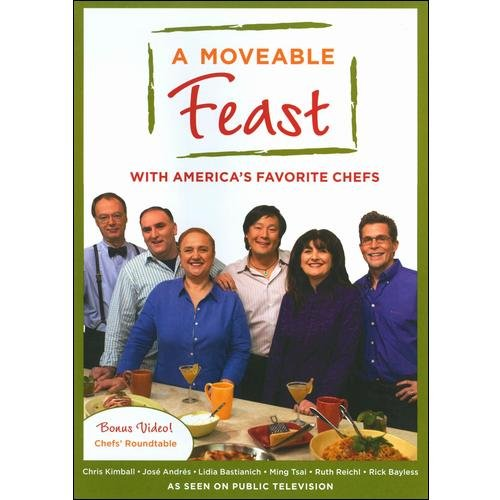A Moveable Feast With America's Favorite Chefs
