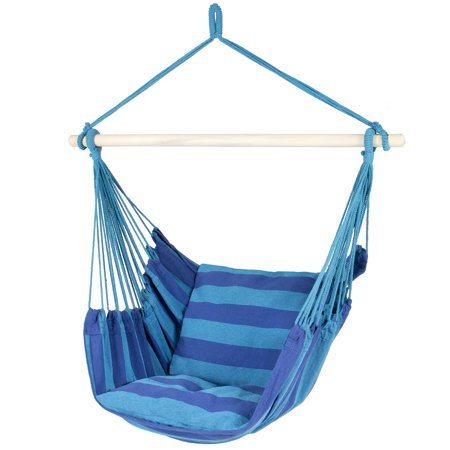 Best Choice Products Hammock Hanging Rope Chair Porch