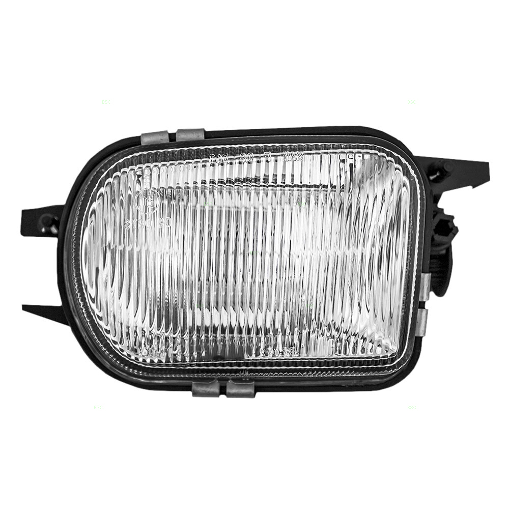 Passengers Fog Light Lamp Replacement for Mercedes-Benz C-Class CL-Class SLK-Class 2158200656
