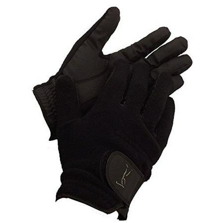 Winter Golf Gloves, Kodiak, Ladies LARGE, Pair of Fleece/Digitized Palm, NEW