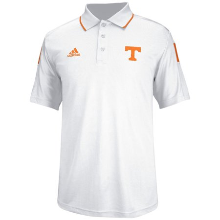 - Tennessee Volunteers Adidas 2014 Sideline Climalite Polo Shirt - White