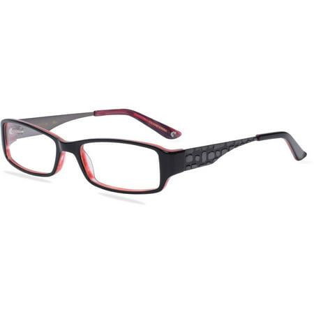 Apple Bottoms Womens Prescription Glasses, AB741 Black