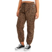 No Boundaries Juniors' Plus Size Polar Fleece Solid and Printed Sweatpants