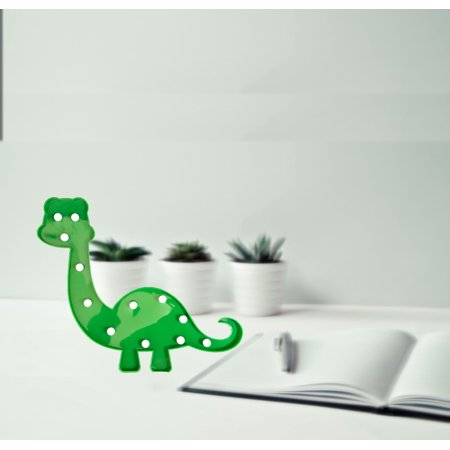 Creative Motion Dinosaur LED Lamp ()