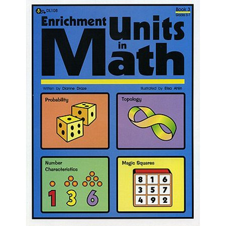 Enrichment Units in Math Book 3