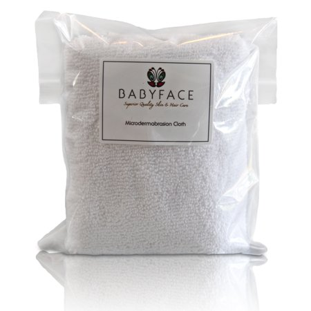 Babyface Microdermabrasion at Home Cloth - Reusable, (15