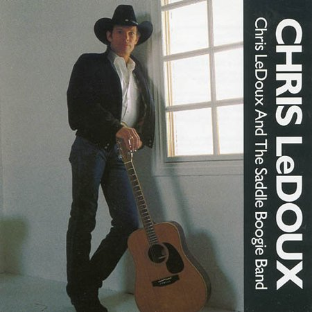 Chris Ledoux - Chris Ledoux & The Saddle Boog (CD NEW)Label: Emi-Capitol Special ProductsFormat: CDRelease Date: 10 Sep 1991No. of Discs: 1UPC: 077779687022Album Tracks1. Seventeen2. Hooked On An 8 Second Ride3. Cadillac Cowboy4. Sweet Wyoming Home5. Homecoming6. Looking At You Girl7. Searching For A Rainbow8. Chris and The Saddle Boogie Band9. Call Of The Wild10. Utah Tribute11. Night Rider's Lament12. Cowboys Like A Little Rock and Roll