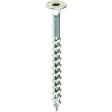 Grip Rite Prime Guard MAXS62570 Type 17 Point Deck Screw Number 10 by 3-Inch T25 Star Drive, Stainless Steel, 1500 Per