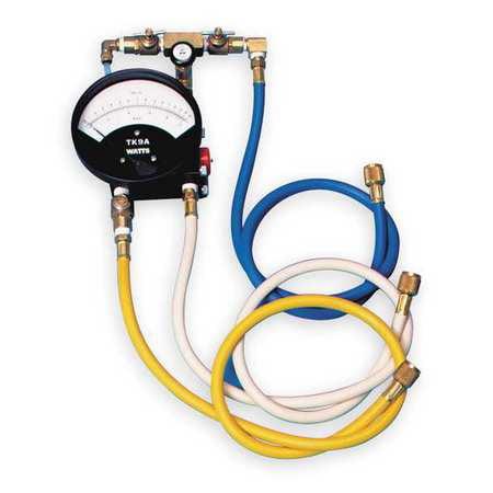 - WATTS TK-9A Backflow Preventer Test Kit,3 Valves