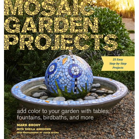 Mosaic Garden Projects - Paperback](Mosaic Books)