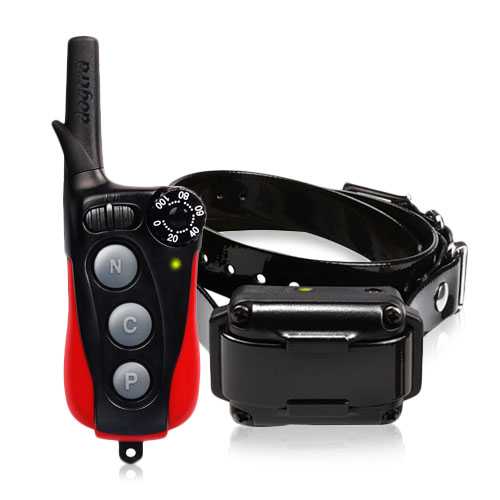 Dogtra Dog Remote Trainer, 400 Yard Expandable, Black
