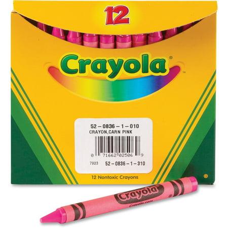 Crayola Bulk Crayons, 2, Pink